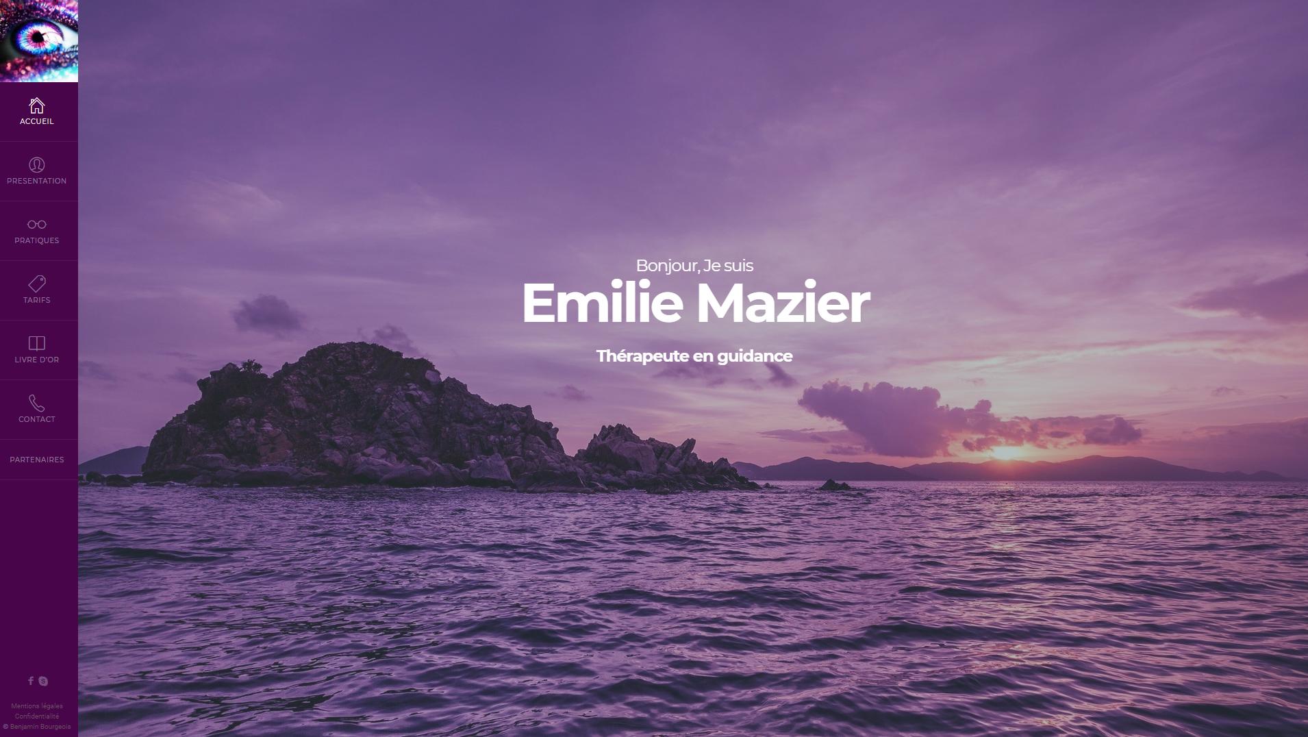 Emilie Mazier | Pascal Mazier Magnétiseur